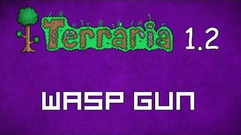 Wasp Gun - Terraria 1