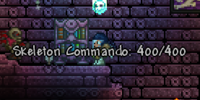 Skeleton Commando