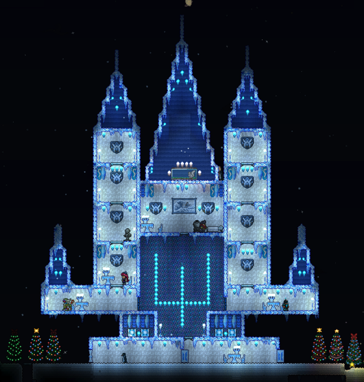 Ice npc house 3