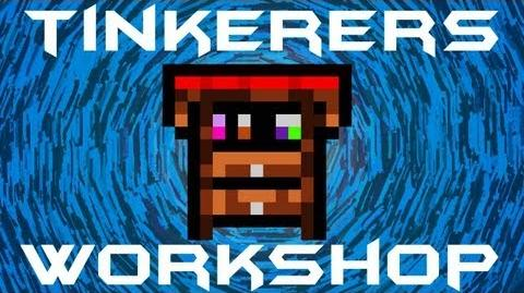 Terraria - Tinkerer's Workshop HERO