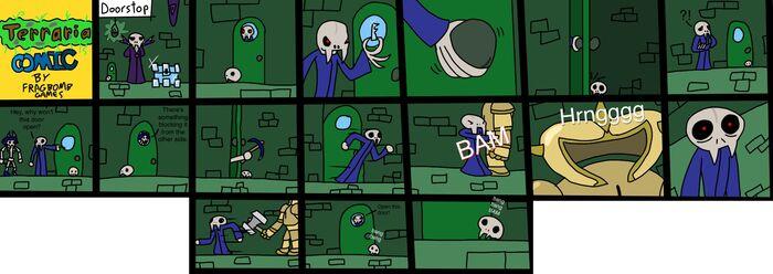 Doorstopcomic