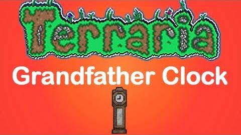 How To Make A Grandfather Clock In Terraria