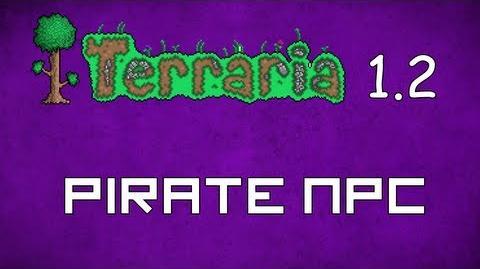 Pirate NPC - Terraria 1