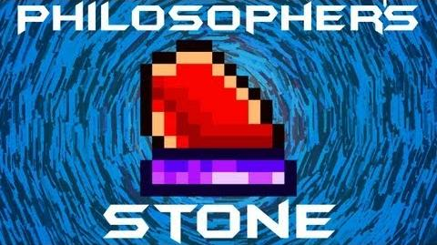 Philosopher's Stone Terraria HERO