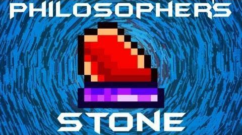 Philosopher's Stone Terraria HERO