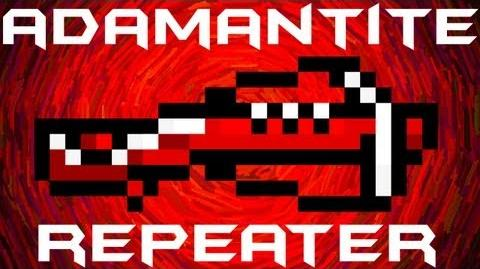 Adamantite Repeater Terraria HERO