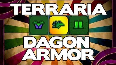 Terraria - Dragon Armor