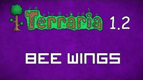 how to make bee wings terraria