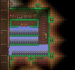 Terraria blinkroot farm by paegopa-d4ov7jf