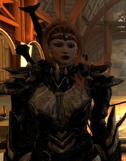 Female Dragon Knight Armor
