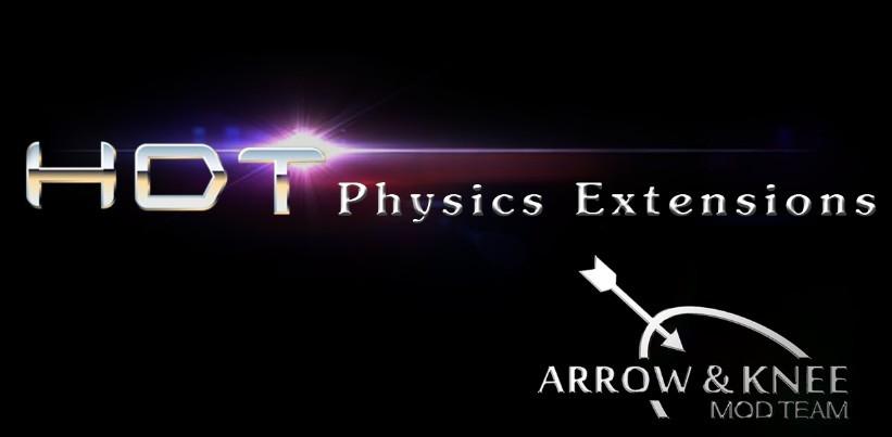 Skyrim hdt physics extensions