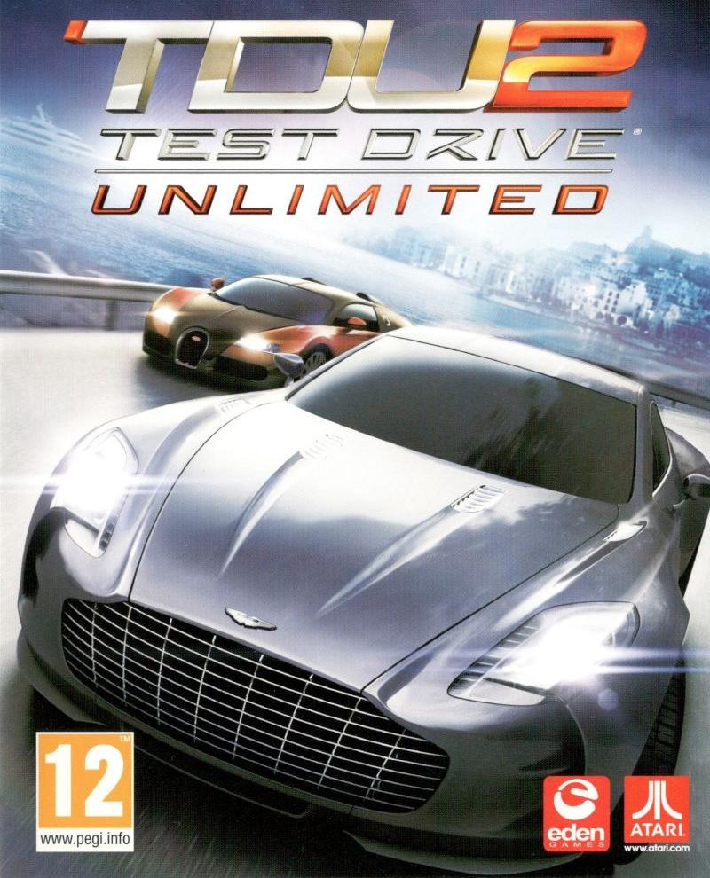 Test Drive Unlimited 2 boxart