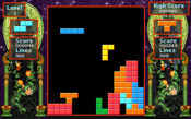 Tetris Classic Competitive Mode