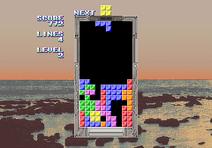Tetris Sega 1988 arcade play