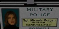 Micaela Morgan