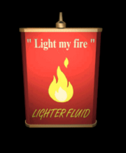 Light fire