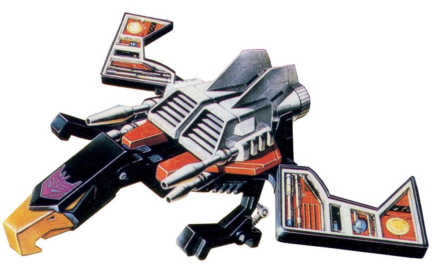 Laserbeak (DOTM) - Transformers Wiki