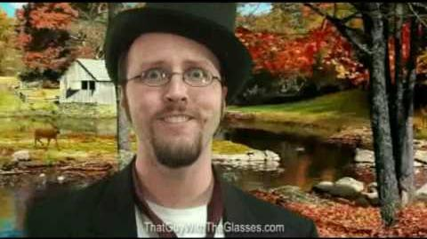Nostalgia Critic Specials Holiday Clusterf**k