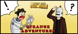 AT4W Strange Adventures by Masterthecreater
