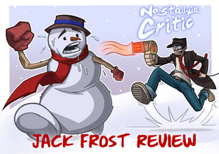 NC Jack Frost by MaroBot