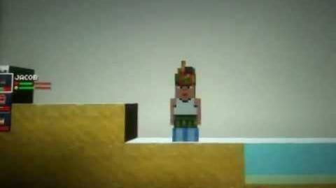 The Blockheads - Secrets 5 (Meditating and Freezing inside water and ice)