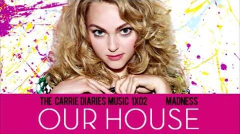 Carrie Diaries 1x02 Our House - Madness