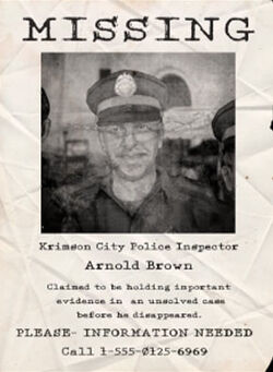 TEW Arnold Brown
