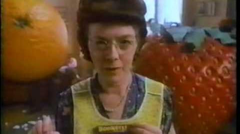 1980s Bonkers Candy Commercial