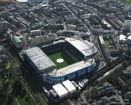 Stamford Bridge - Football Wiki  Stamfordbridge