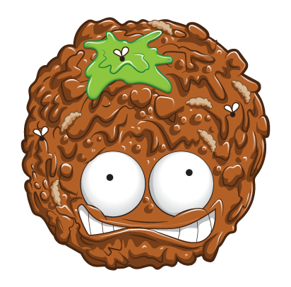 Moldy Meatball The Grossery Gang Wikia Fandom Powered