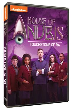 Touchstone Of Ra DVD