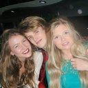 HOA JEROME,AMBER, AND NINA!!!