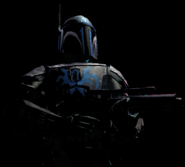 Booster Skirata - Blue 02