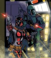 Malek and Ailyn (Imperial Bounty Hunters)
