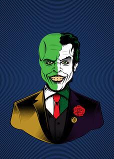 The-Mask-Joker-DC-Comics-фэндомы-1900507