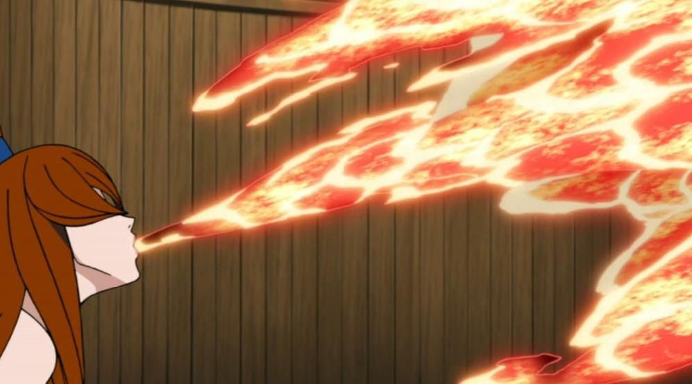 Image result for Lava Release Top 7 Kekkai Genkai