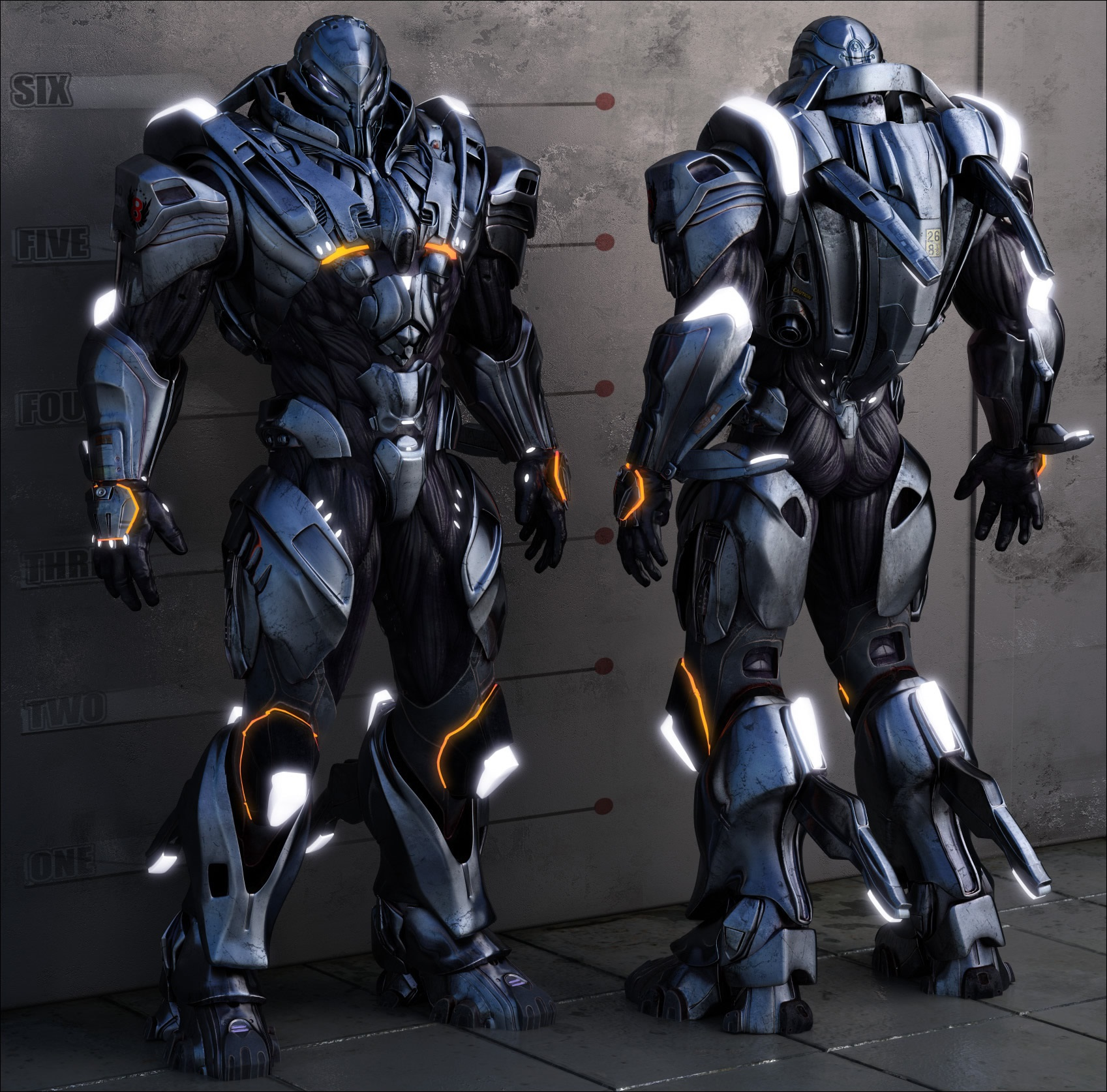 The Power Armor CYOA Wiki