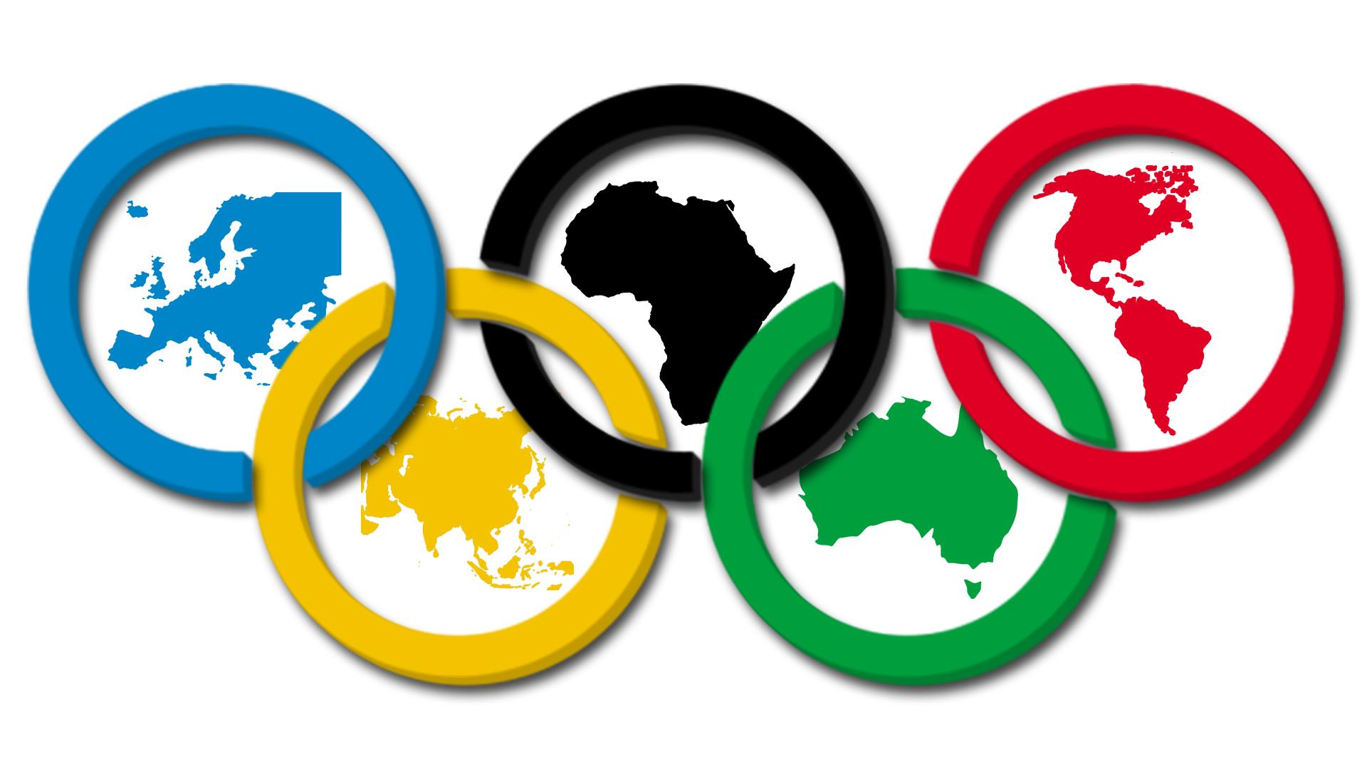 steagul olimpic reprezintă caracterul internațional al Jocurilor Olimpice