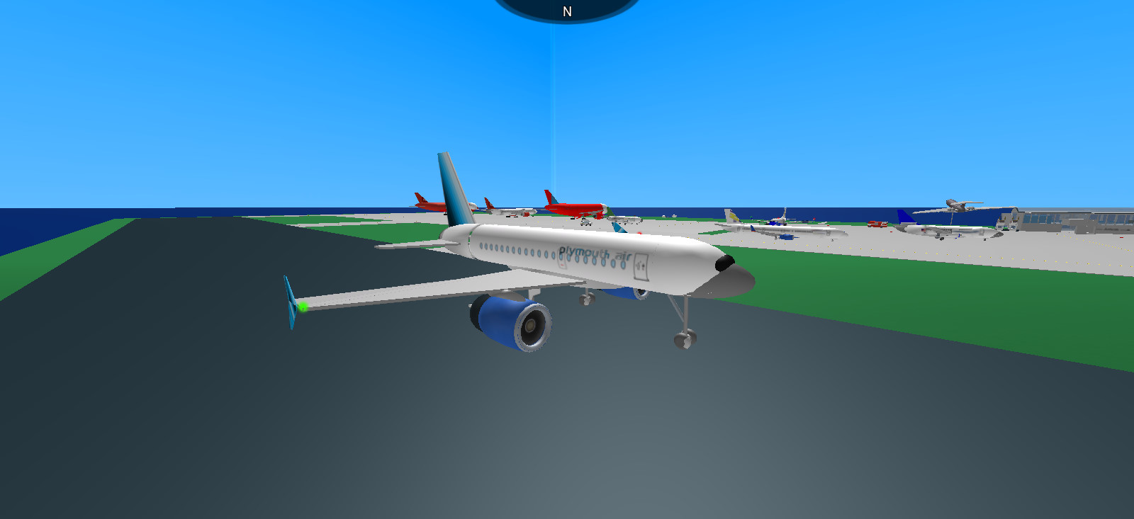 Plymouth Airways | The Roblox Airline Industry Wiki | Fandom ...