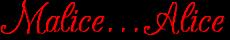 Alice-wordmark