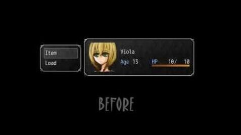The Witch's House Secrets Dark Viola