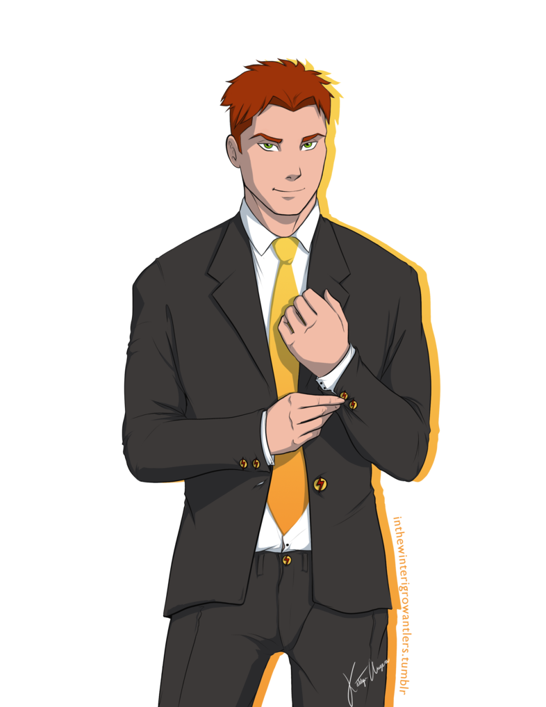 Wally West (Kid Flash) | The Young Justice League Wikia | Fandom ...