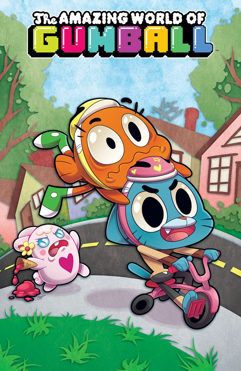The Amazing World Of Gumball The Tba Issue 7 | The A...
