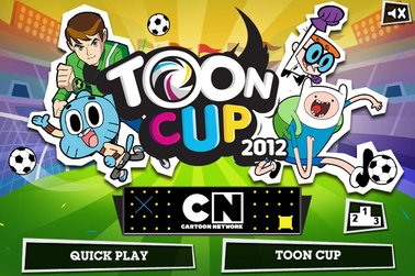 Toon Cup 2012