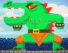 Alligator Goon