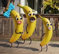 The Bananas