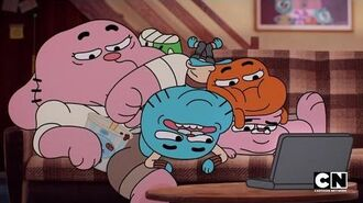 The Amazing World of Gumball - The Fuss Preview