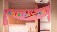 Happy evil-day