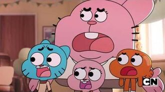 The Amazing World of Gumball - The Everything Song - The Fuss