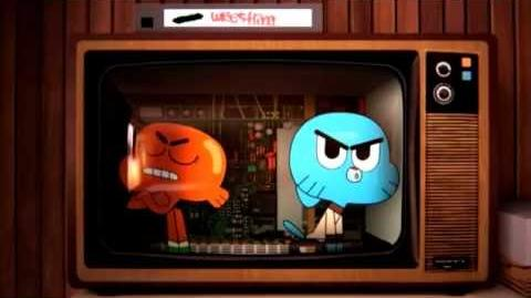 Cartoon Network - Gumball Style (Gangnam Style spoof)